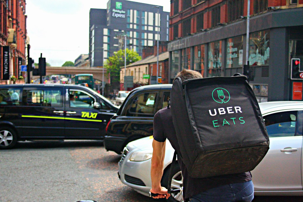 Uber and the gig economy from Friends of Labor