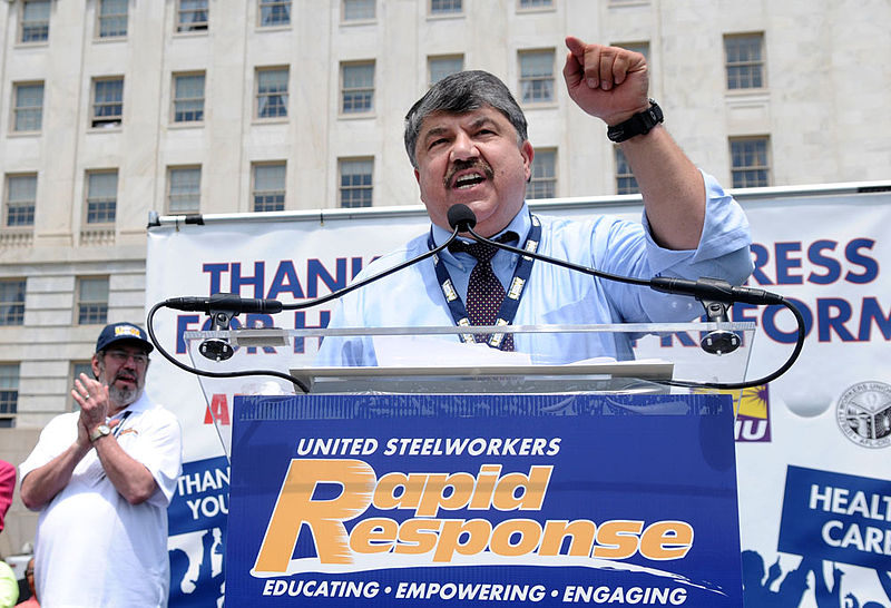 Trumka Friends of Labor